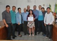 Homenagem à médica cubana Marisol Guevara